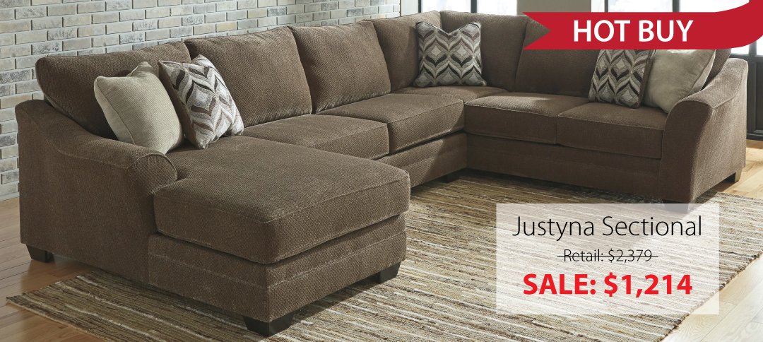 Cleveland Ohio Furniture Store How To Measure For A Sectional Sofa