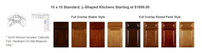 kitchen cabinets cheap - NEFD